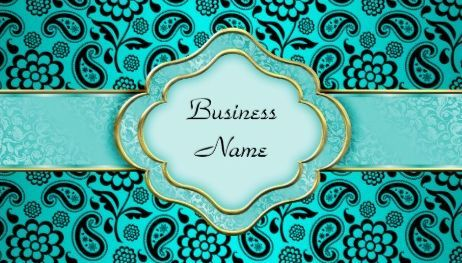 Pin by Girly Business Cards on Girly Damask Business Cards Damask