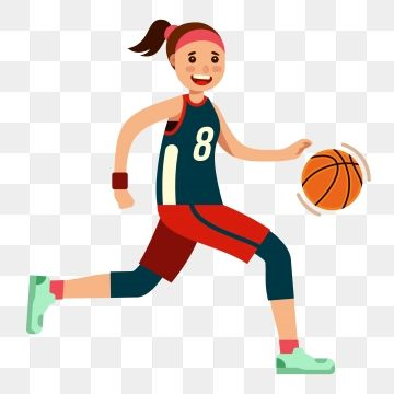 Cartoon Cartoon Basketball Play Basketball Lovely Basketball Plays Girls In Love Cool Cartoons