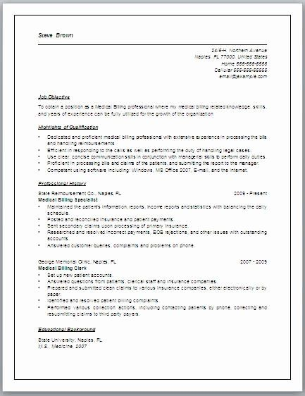 Medical Coder Resume Examples Inspirational Job Description For Medical Billing Resume May Include In 2020 Medical Coding Specialist Medical Coding Medical Resume