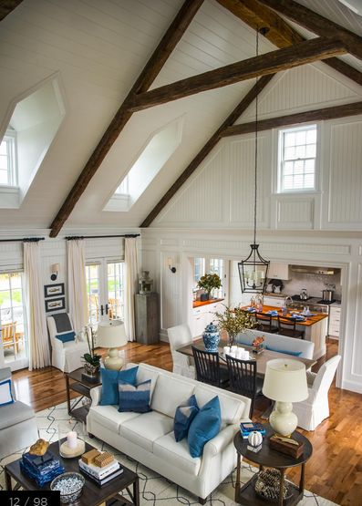 35 Best Small House Open Concept Images On Pinterest Living Room Houses And Tiny Cabins