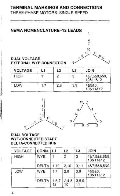 Wye 3 phase dual voltage motor wiring diagram trusted wiring diagram stcnt1 gif 794515 tools pinterest starters and 4x4 checking three phase voltage wye 3 phase dual voltage motor wiring diagram asfbconference2016 Images