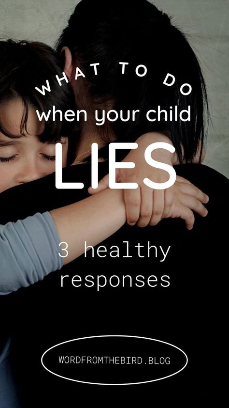 Parenting Hacks | How to respond when your child lies to you
