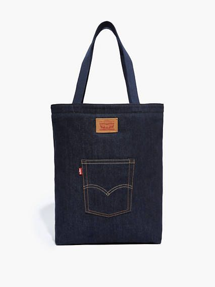66735a030b9 Levi's® Back Pocket Tote | MY OBSESSIONS!!!! in 2019 | Bags, Men's ...