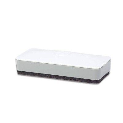 U Brands Magnetic Board Eraser White Magnetic Board Dry Erase Board Eraser