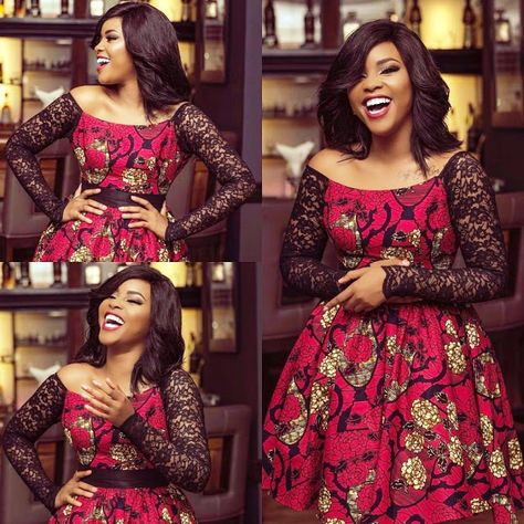 Today Styles Is All About Ankara Gown Styles : Check it Out Now - DeZango Fashion Zone