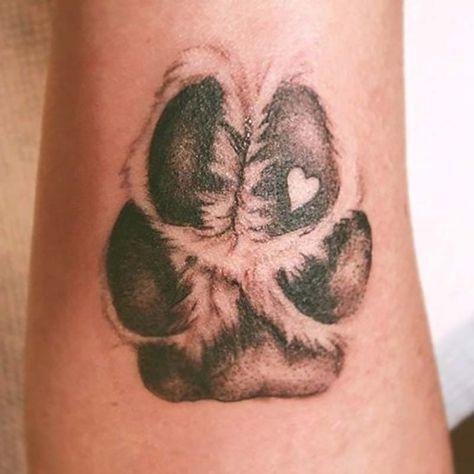 10 Most Beautiful Pet Memorial Tattoos
