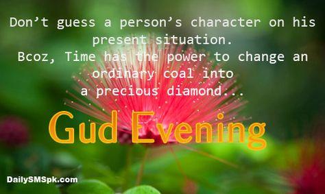 Gud Evening Good Eveninggood Night