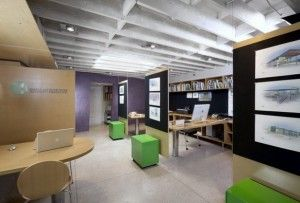 unfinished basement office | basement ideas | pinterest | basement