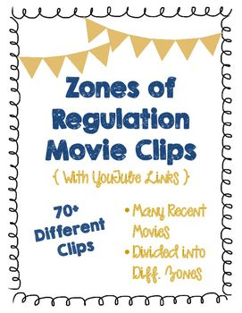 Here are over 70 video clips to teach the different zones. All clips are already broken up into the corresponding zone. Social Skills Lessons, Social Skills Activities, Teaching Social Skills, Counseling Activities, Social Emotional Learning, Coping Skills, Life Skills, Skills List, Group Counseling