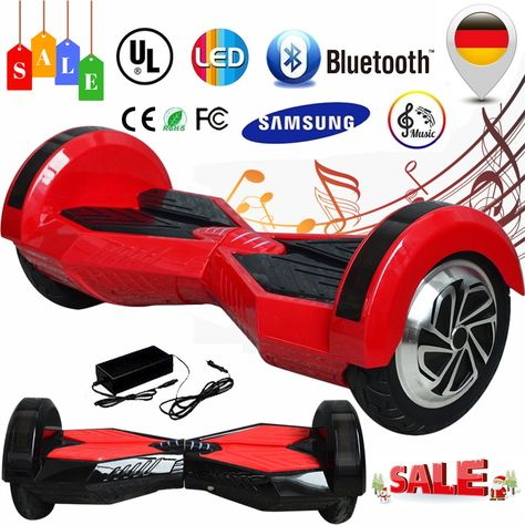80 Led Rot Hoverboard Hover Board Smart Self E Balance Scooter