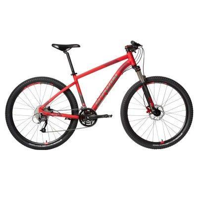 Men Sport Trail Mtb Bike Rockrider St 540 Mountain Bike Grey