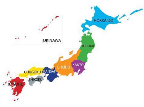 7989a9b87bd Japan map
