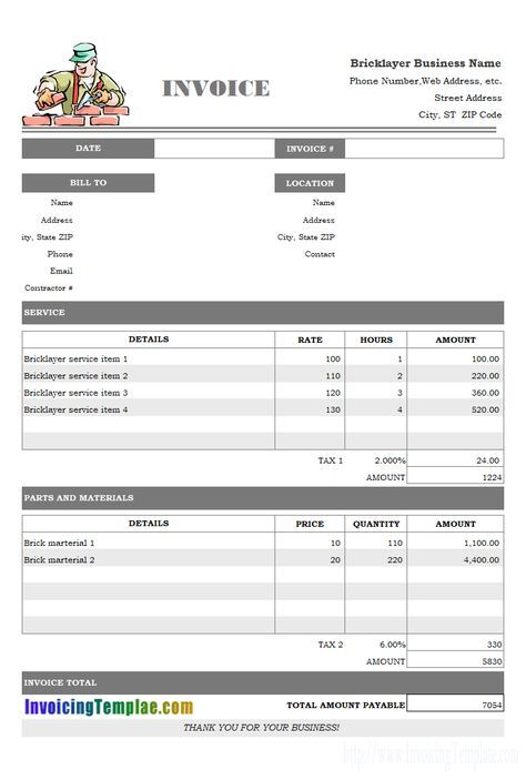 Pin By Kris Longden On Board Invoice Template Receipt Template Invoice Format In Excel