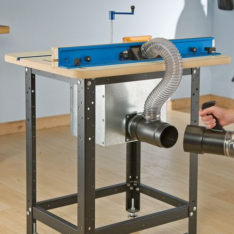 Dust Collector Kit for Router Tables