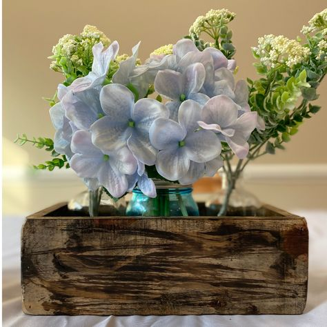 Handmade Reclaimed Wood Boxes! - Medium