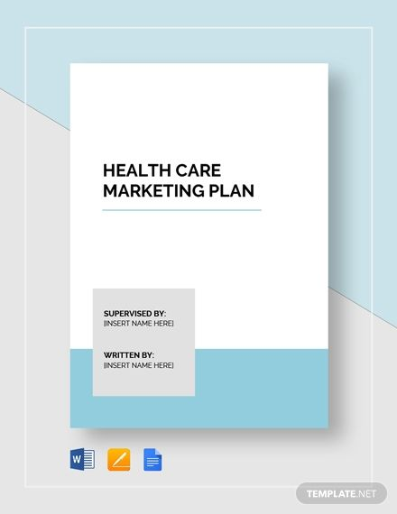 Healthcare Marketing Plan Template Free Pdf Google Docs Word Template Net Marketing Plan Template Marketing Plan Sample Medical Practice Marketing