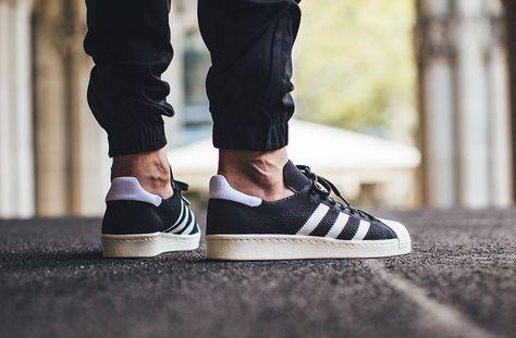 12 Best adidas Superstar 80s Primeknit Shoes ideas   adidas ...