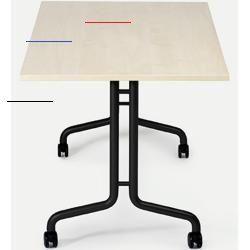 Mobilesalon Konferenztisch Besuchertisch Besprechungstisch Meetingtisch Gastetisch Plattenform Rechteck Klappbar In 2020 Folding Table Office Table Decorating Blogs