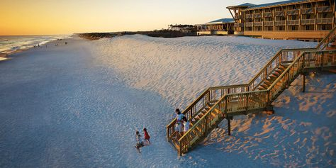 Florida Gulf Coast Resorts Watercolor Inn Resort 30a