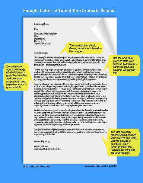 Best 25+ Letter of intent ideas on Pinterest Graduate school - loi letter sample