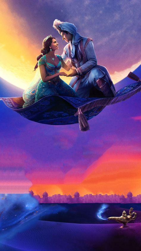 Aladdin 2019 4k Movie Wallpapers | hdqwalls.com