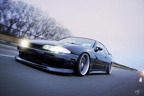 #Nissan #Silvia #Zenki #S14 #Slammed #Stance | 200sx | Pinterest | Nissan  Silvia, Slammed And Nissan