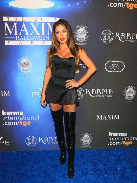 Maxium Magaizne Halloween Party 2020 Arianny Celeste Photos Photos: Maxim Magazine's Annual Halloween
