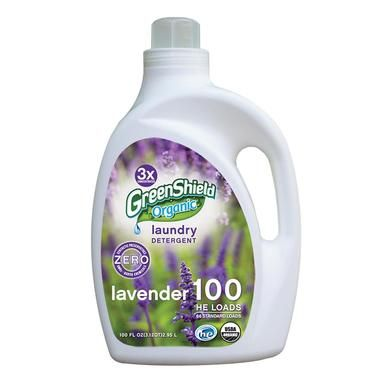 Green Shield Organic Laundry Detergent Lavender Case Of 2