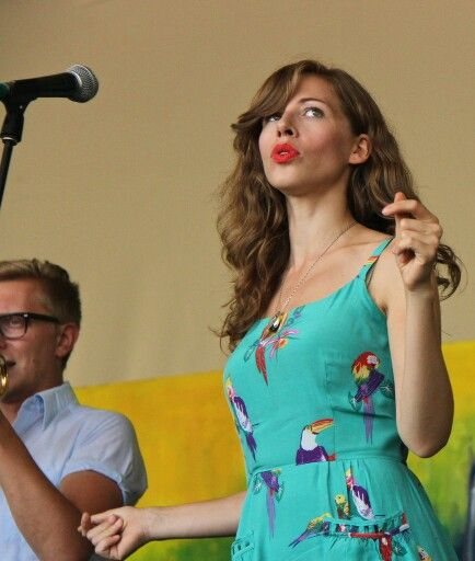 Rachel Price- lake street dive
