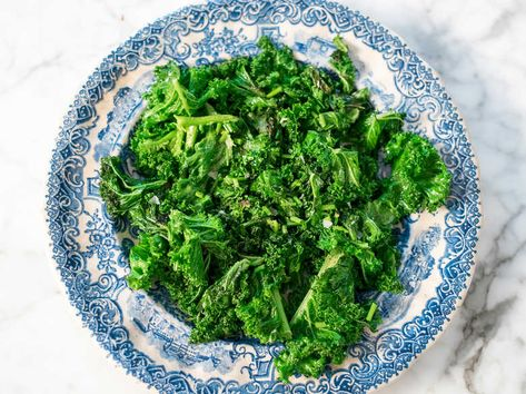gott med grönkål