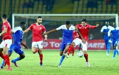 الهلال السوداني يفجر مفاجأة ويهزم النجم في تونس Soccer Field Sports Soccer