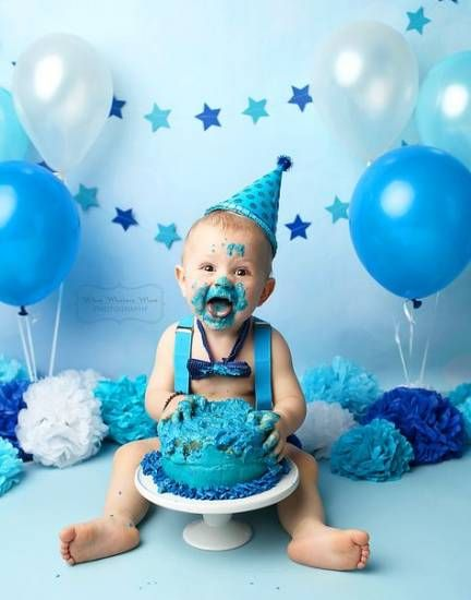 Super Birthday Ideas For Kids Boys Baby Smash Cakes 39 Ideas