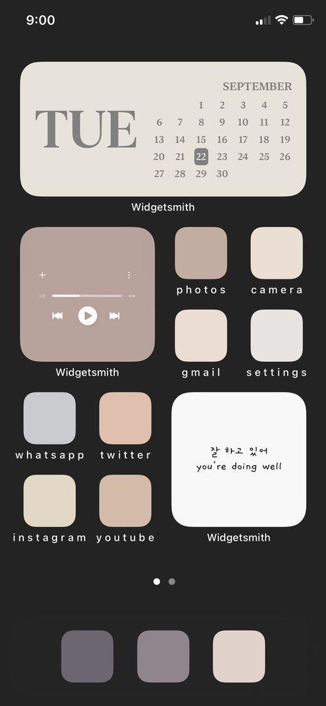 20 iOS 14 Home Screen Ideas (Part 3) - STRAPHIE
