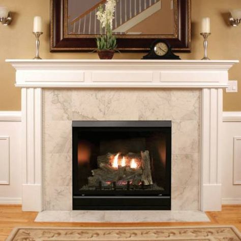 American Hearth Dvcd36fp30n Clean Face Deluxe Direct Vent Milivolt