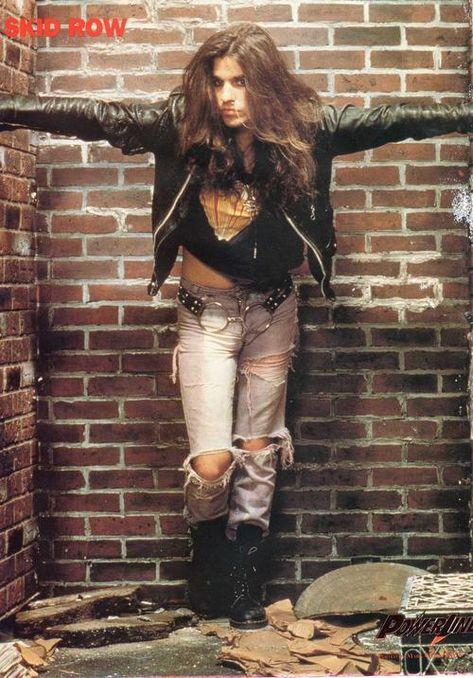 Rachel Boolan, Skid Row '89