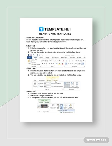 Porter S Five 5 Competitive Forces Template For Word Marketing
