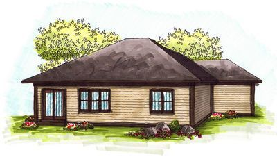 Simple And Stylish Ideas Steel Roofing Craftsman Roofing Humor Mom Patio Roofing Verandas Roofing Li Ranch Style House Plans Ranch Style Homes One Level Homes