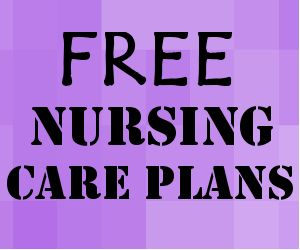 Pin On Free Nursing Care Plans