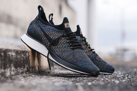 super popular 32af8 5ff5c Check out the New Multicolor Nike Air Zoom Mariah Flyknit Racer