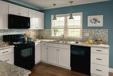 #Kitchen #cabinetry #ideas and #inspiration at #value #prices! Be inspired by these kitchen #cabinet #designs as you plan for your #home #remodel & #renovation.