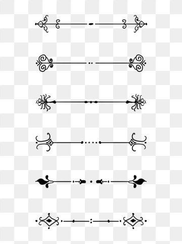 Simple Retro Black Line Square Border Border Clipart Rectangle Design Png Transparent Clipart Image And Psd File For Free Download Border Pattern Clip Art Borders Retro
