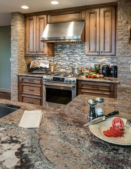 Kitchen remodel in Alpena, MI. Designed by Dawn Whyte with Designs ...