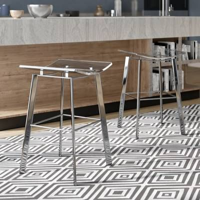 Amazing Darchelle Bar Counter Stool In 2019 24 Bar Stools Bar Gmtry Best Dining Table And Chair Ideas Images Gmtryco