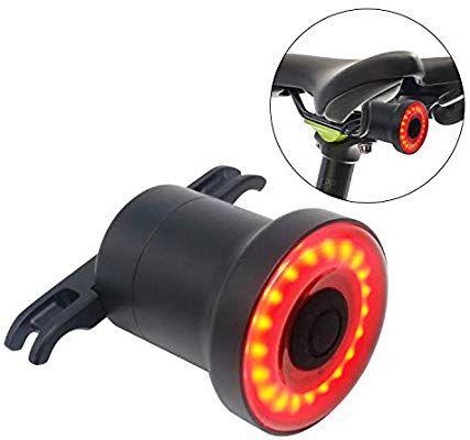 Vélo étanche vélo feux arrière LED arrière