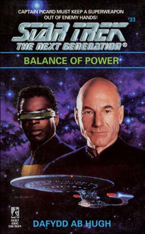 33 Balance Of Power Star Trek Books Star Trek Power Star