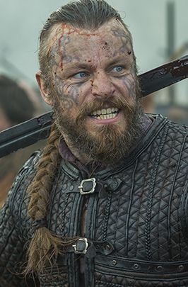 King Harald Fairhair Of Norway Portrayed By Finnish Actor Peter Franzen In Vikings Viking Battle Vikings Tv Vikings