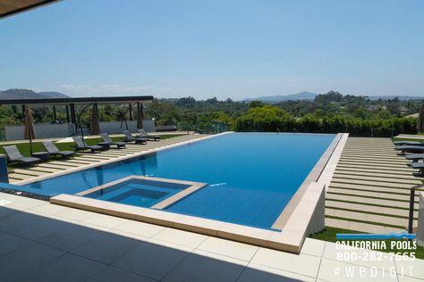 62 Hillside Pools Ideas Hillside Pool California Pools Pool Kings