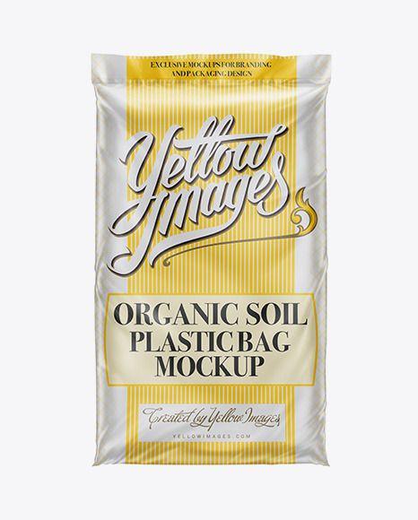 Download Plastic Bag W Organic Soil Mockup 2cbft Download Plastic Mockup Free Psd Free Psd Mockups Templates Mockup Psd