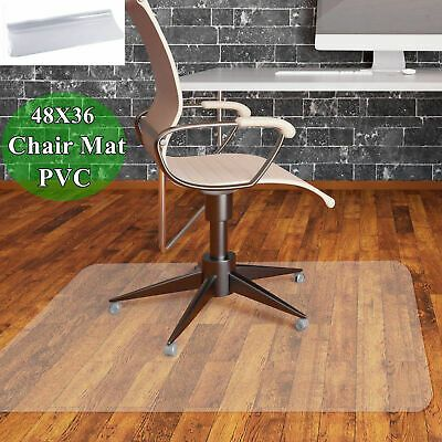 Heavy Duty Pvc Office Computer Chair Desk Carpet Hard Wood Floor Protector Mat Affilink Officechairs Computer Chair Clear Chairs Chair