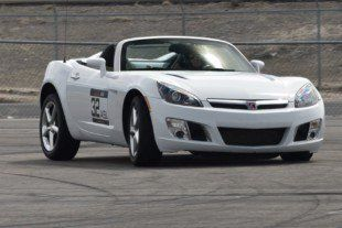 Ls3 Powered Saturn Sky Red Line Obscure Roadster Turned Scca Champ Saturn Sky Saturn Roadsters